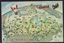 AK 03624 CANADA - Modern Cards