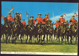 AK 03626 CANADA .- The Royal Canadian Mounted Police - Modern Cards
