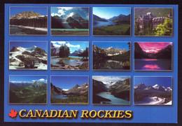 AK 03629 CANADA .- Canadian Rockies - Modern Cards
