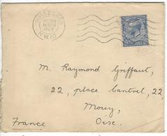 Enveloppe GRANDE BRETAGNE N° 143 Y & T - Covers & Documents
