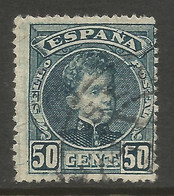 SPAIN. 1900. 50c USED. - Used Stamps
