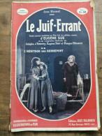 Cinéma Bibliothèque Nº136 - Le Juif-Errant : L'héritage Des Rennepont, 1927 - 1901-1940