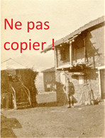 PHOTO FRANÇAISE - CAMP KM6 ROUTE DE PISODERI - Vígla Pissodéri Πισοδέρι PRES DE FLORINA Φλώρινα - GRECE GUERRE 1914 1918 - 1914-18