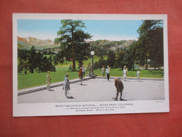 Golf Rocky Mountain National. Estes Park.  Colorado > .   Ref 5221 - Unclassified