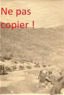 PHOTO FRANÇAISE - ROUTE DU COL DE PISODERI - Vígla Pissodéri Πισοδέρι PRES DE FLORINA Φλώρινα - GRECE GUERRE 1914 1918 - 1914-18
