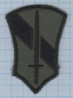 USA / Patch Abzeichen Parche Ecusson / United States Of America Military US Army 1st Field Force Vietnam - Ecussons Tissu