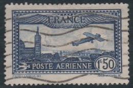 France - #C8 - Used - 1927-1959 Afgestempeld