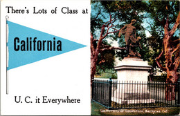 California U C There's Lots Of Class Pennant Series - Autres