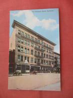 The Ridpath Hotel.   Spokane Washington >        Ref 5222 - Spokane