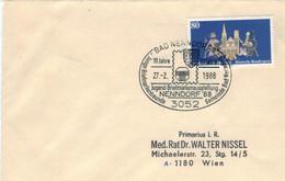 Bad Nenndorf 1988 - Karl Grosse - Bischof Willehad - Dom Bremen - Thermalisme