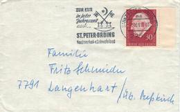 Zur Kur In Jeder Jahreszeit Nach St. Peter Ording - Nordsee-Heil & Schwefelbad 1969 - Papst Johannes XXIII. - Thermalisme