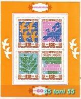 1974 EUROPA  - KSZE   S/S – Perforate  MNH Bulgaria / Bulgarie - Ungebraucht