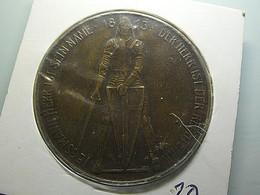 Medal Germany 1813-1913 Deutscher Patriotenbund - Ohne Zuordnung