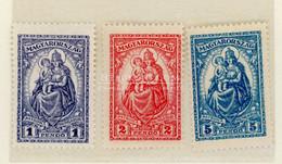 KESKENY Madonna Postatiszta Sor 1926 - Ungebraucht