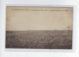 DEP. 62 NEUVILLE-ST-VAAST N°12 LA TARGETTE 1919 LE GRAND CIMETIERE DES ALLIES - Oorlogsbegraafplaatsen