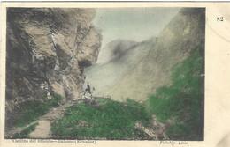 EQUATEUR ECUADOR CAMINO DEL ORIENTE BANOS 1909 - Equateur
