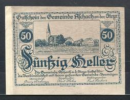 344-Aschach Steyr 50h 1920 - Austria