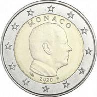Monaco 2 Euro 2020 Prince Albert II - Monaco