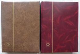 Suriname/Netherlands Antilles(till 1998)/Suriname/Netherlands Indië/Curacao/Netherlands New Guinea In 2 Stockbooks - Collections (en Albums)