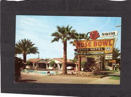 104913     Stati  Uniti,   Rose  Bowl  Motor  Hotel,  Phoenix,  Arizona,  VGSB  1965 - Phoenix