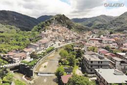 (R560) - GALATRO (Reggio Calabria) - Panorama - Reggio Calabria