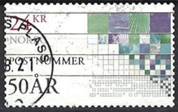 Norwegen Norway 2018. Mi.Nr. 1982, Used O - Usados