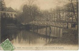 Han-sur-Lesse  -  Pont Sur La Lesse.   -    1911   Naar   Maroilles - Rochefort