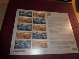 USA; BÜRGERKRIEG, Mi.Nr. 4974-75 BB  Ungestanzt - Blocks & Sheetlets