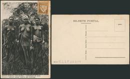 Carte Postale - Afrique Orientale Portuguese : Native Tribes / Seins Nus, Naked - Mozambique