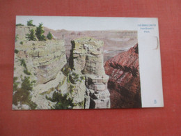 Tuck Series. From Bissell's Point .  Grand Canyon  Arizona > Grand Canyon      Ref 5222 - Grand Canyon