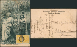 Carte Postale - Indios De Rio Verde (Colombia) / Seins Nus, Naked - Colombie