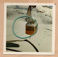 Suisse, Plaine Morte, Glacier, Neige, Hiver, Cabine, Téléphérique, Photo, Animée. - Andere
