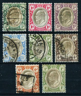 Transvaal (Británica) Nº 148/55 Cat.20,35€ - Transvaal (1870-1909)