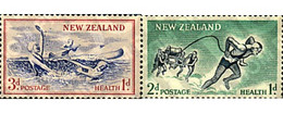 Ref. 44628 * MNH * - NEW ZEALAND. 1957. INFANCY WELFARE FUND . PRO SANIDAD E INFANCIA - Unused Stamps
