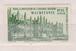 MAURITANIE       N° YVERT  PA 6   NEUF SANS GOMME     (  SG 02/26 ) - Unused Stamps