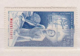 MAURITANIE       N° YVERT  PA 9   NEUF SANS GOMME     (  SG 02/26 ) - Unused Stamps