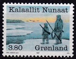 GL29- GREENLAND – 1987 – FISHING – YT # 161 MNH 2,25 € - Ungebraucht