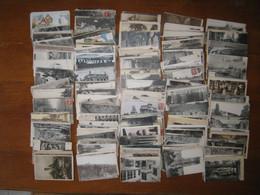 Lot De 500 Cartes Postales Anciennes - 500 CP Min.