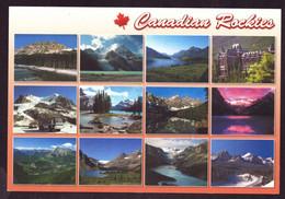 AK 03704 CANADA - Canadian Rockies - Modern Cards