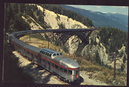 AK 03706 CANADA - Canadian Rockies - The Canadian Pacific Railway - Canadian - Modern Cards