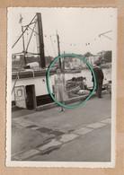 Dept 64 : ( Pyrénées Atlantiques ) Saint-Jean-de-Luz, Photo, Bateaux De Pêche Au Port, Maisons, Quai, Animée, Année 1964 - Andere