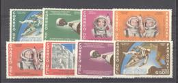 Paraguay  :  Mi  1503-10  **   Cosmonautes - Paraguay