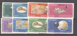 Paraguay  :  Mi  1591-98  **    Espace - Paraguay