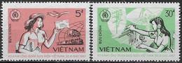 VIETNAM  # FROM 1987 STAMPWORLD 971-72** - Vietnam