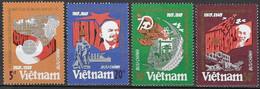 VIETNAM  # FROM 1987 STAMPWORLD 978-81** - Vietnam