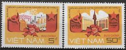 VIETNAM  # FROM 1987 STAMPWORLD 992-93** - Vietnam