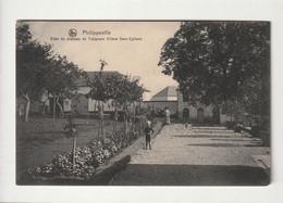 BelgiquePHILIPPEVILLEAllées Du Château De Traignau Villers Deux églisesBon étatEtat Voir Photo.Ref:116 - Philippeville