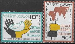 VIETNAM  # FROM 1987 STAMPWORLD 995-96** - Vietnam