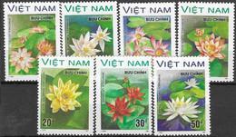 VIETNAM  # FROM 1988 STAMPWORLD 1060-66** - Vietnam