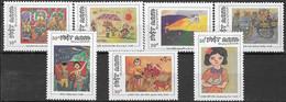 VIETNAM  # FROM 1988 STAMPWORLD 1083-89** - Vietnam